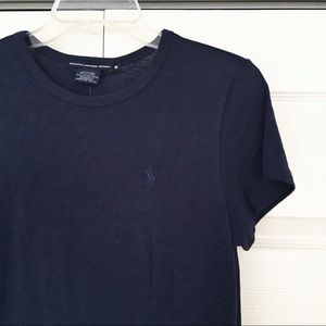 Ralph Lauren | Classic Navy Blue Short Sleeve Tee